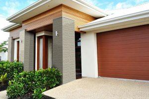 Gạch ốp tường mặt tiền nhà đẹp cho nhà biệt thự làm tôn vinh vẻ đẹp sang trong cho ngôi nhà.