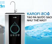 Máy lọc nước Karofi cơ bản | Sản phẩm của thế hệ N-E118