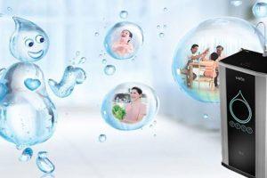 Nhờ công nghệ lọc nước RO hiện đại, gia đình bạn có thể sử dụng nguồn nước sạch mà không cần đun sôi.