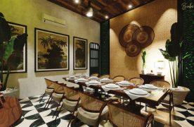 Bạn cần đảm bảo tiêu chí: Đơn giản, chất lượng và điểm nhấn khi bố trí không gian kinh doanh nhà hàng ăn uống