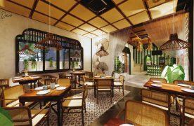 Mỗi tone màu sẽ phù hợp vỡi những concept, chủ đề và phong cách khác nhau của nhà hàng, nội thất gỗ nhà hàng cũng không ngoại lệ.