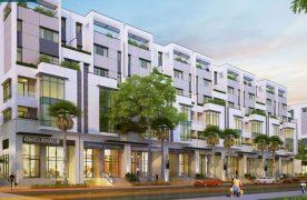 Shophouse (còn gọi là nhà phố thương mại) là mô hình nhà ở kiểu mới – nhà ở kết hợp với kinh doanh thương mại.