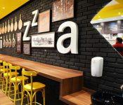 Bật mí 4 kiểu thiết kế nhà hàng pizza cho người khởi nghiệp