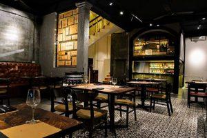 thiết kế nhà hàng kiểu Pháp 1