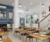 Bật mí 3 cách trang trí nhà hàng đẹp và ấn tượng